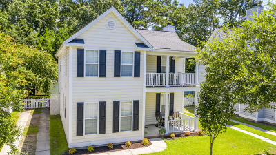 Mount Pleasant Single Family Home For Sale: 1406 Whispering Oaks Trail Trail