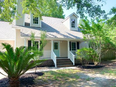 Summerville Single Family Home For Sale: 114 Garbon Drive