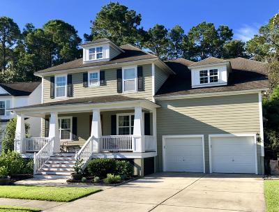 Mount Pleasant Single Family Home For Sale: 3408 Toomer Kiln Circle