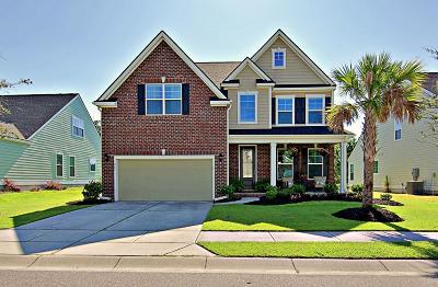 Hanahan Single Family Home For Sale: 1208 Raven Road