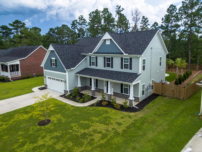 Summerville Single Family Home Contingent: 110 Hazeltine Bend