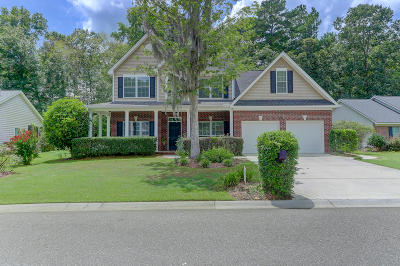Summerville Single Family Home For Sale: 119 Northpark Avenue