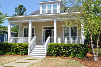 Charleston Single Family Home For Sale: 2141 Military Way