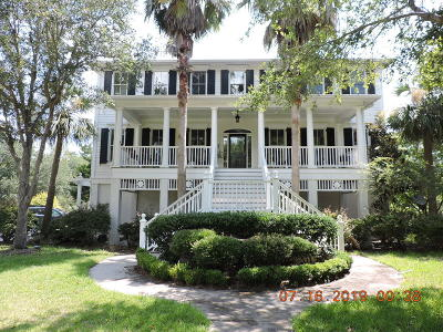 Charleston SC Single Family Home For Sale: $975,000