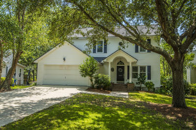 Single Family Home Contingent: 1313 Salt Marsh Cove
