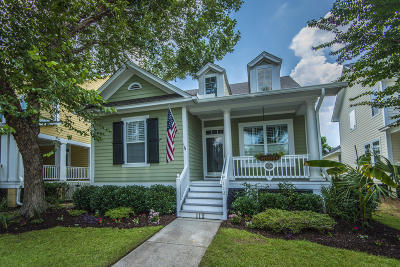 Charleston, Mount Pleasant, North Charleston, Summerville, Goose Creek, Moncks Corner Single Family Home For Sale: 112 Etiwan Park Street