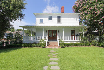 Charleston SC Single Family Home For Sale: $885,000