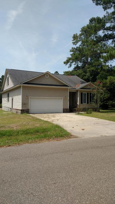 Summerville Single Family Home For Sale: 105 Sinclair Road