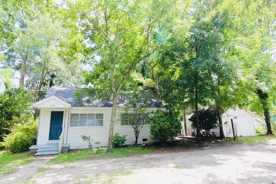 Charleston Single Family Home For Sale: 1507 Sumner Avenue