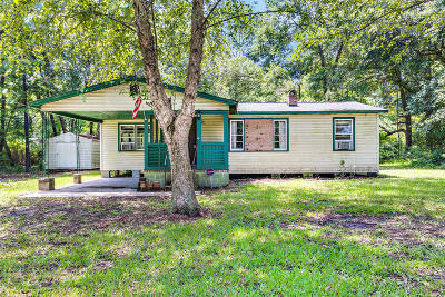 Ladson Single Family Home For Sale: 130 Judy Hill Dr