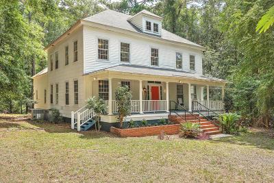 Walterboro Single Family Home For Sale: 198 Josie Drive