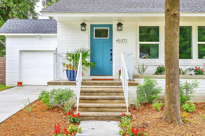 North Charleston Single Family Home For Sale: 5071 N Rhett Avenue