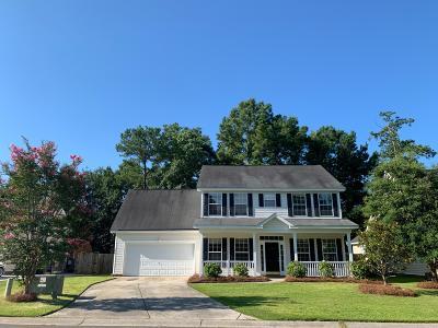 Hanahan Single Family Home For Sale: 1229 Creek Stone Way