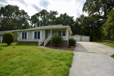 Charleston Single Family Home For Sale: 1115 Kentwood Circle