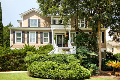 Isle Of Palms Single Family Home For Sale: 12 Sandwedge Lane
