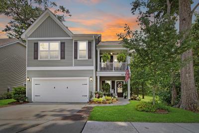 Charleston Single Family Home Contingent: 2161 Ashley Cooper Lane