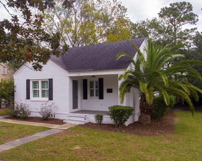 Charleston Single Family Home For Sale: 76 Colleton Drive