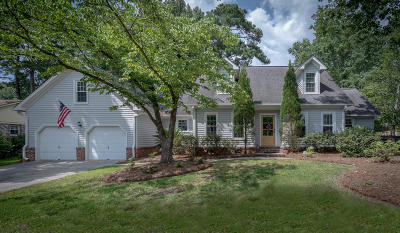 Summerville Single Family Home For Sale: 111 Lakeview Drive