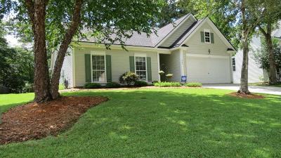 Mount Pleasant Single Family Home For Sale: 1445 Water Oak Cut
