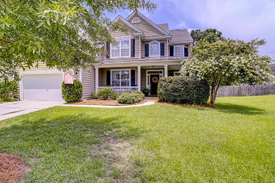 Charleston Single Family Home For Sale: 2912 Amberhill Way