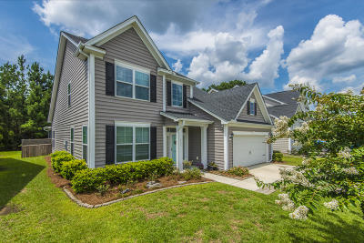 Summerville Single Family Home For Sale: 132 Royal Star Road