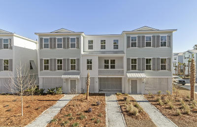 Charleston County Attached For Sale: 110 Alder Circle