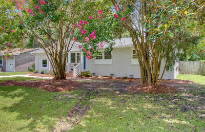 North Charleston Single Family Home For Sale: 5304 Holden Street