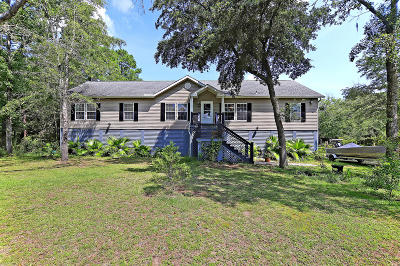 Wadmalaw Island Single Family Home For Sale: 5608 Katy Hill Road