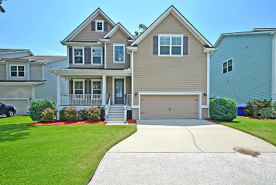 Mount Pleasant SC Single Family Home For Sale: $563,000