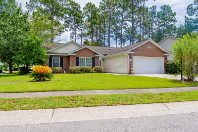 Summerville Single Family Home For Sale: 1226 Millbrook Road