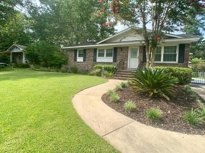 Summerville Single Family Home Contingent: 215 Birch Lane
