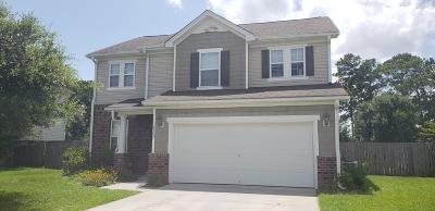 Hanahan Single Family Home Contingent: 7157 Sweet Grass Boulevard