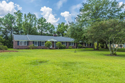 Charleston Single Family Home For Sale: 1717 Meyers Road