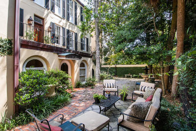 Charleston SC Single Family Home For Sale: $2,900,000