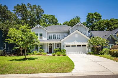 Single Family Home For Sale: 716 Canopy Cove