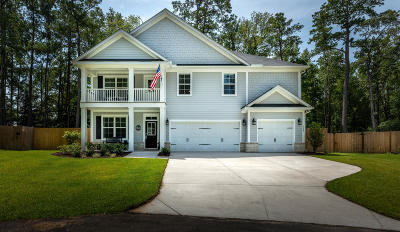 Summerville SC Single Family Home For Sale: $419,900