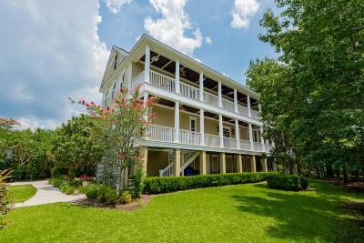 Mount Pleasant Single Family Home For Sale: 2017 Ashburton Way