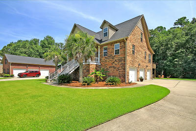 North Charleston Single Family Home For Sale: 8733 Millerville Drive