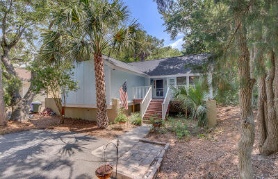 Isle Of Palms Single Family Home For Sale: 1 Lake Village Lane