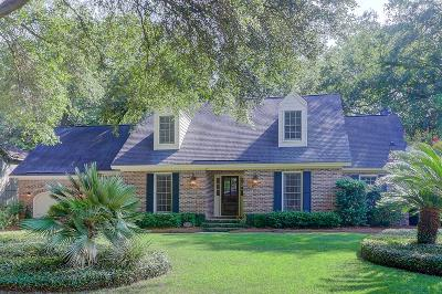 Mount Pleasant SC Single Family Home For Sale: $600,000