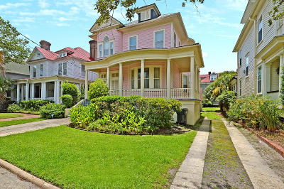 Charleston Multi Family Home For Sale: 193 Broad Street