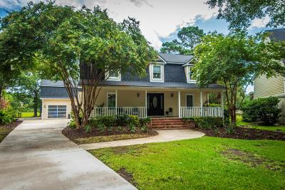 Mount Pleasant SC Single Family Home For Sale: $694,000