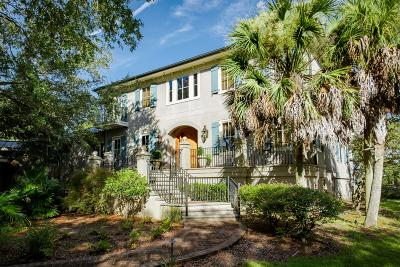 Charleston County Single Family Home For Sale: 6080 Josie Ridge Road