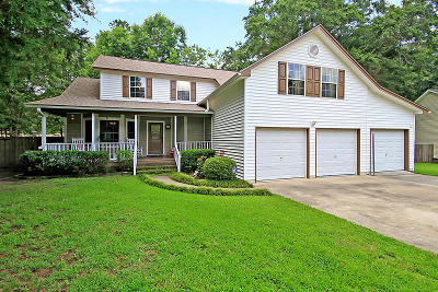 Summerville SC Single Family Home For Sale: $252,900