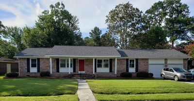 Charleston Single Family Home For Sale: 2310 N Lander Lane