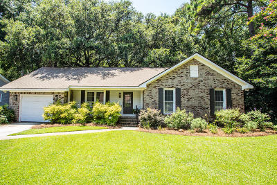 Mount Pleasant SC Single Family Home For Sale: $479,000