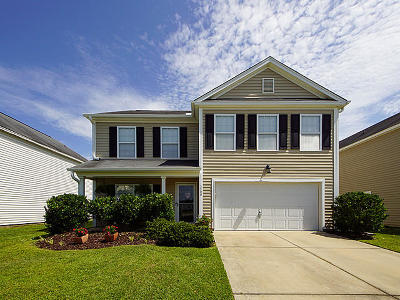 Summerville SC Single Family Home For Sale: $249,900