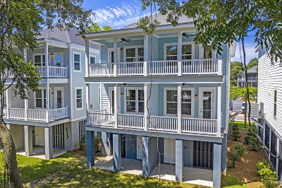 Charleston SC Attached For Sale: $329,000