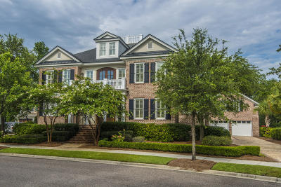 Charleston Single Family Home For Sale: 85 Iron Bottom Lane