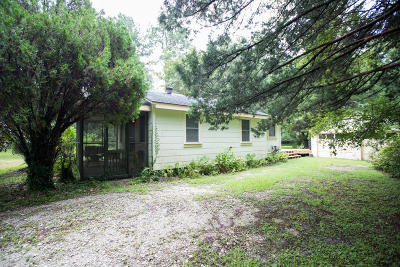 Johns Island Single Family Home For Sale: 4023 Belvedere Road